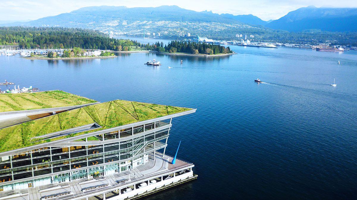 Vancouver Convention Centre VCC